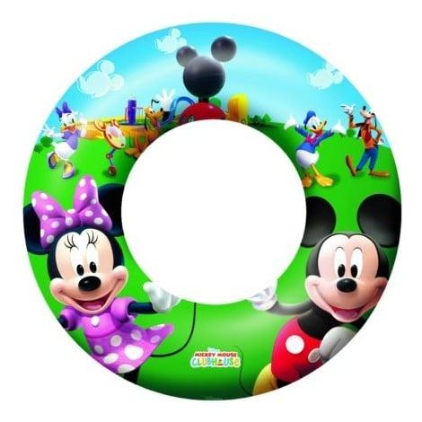 Flotador Ø56Cm Hinchable Bestway Plastico Mickey 91004