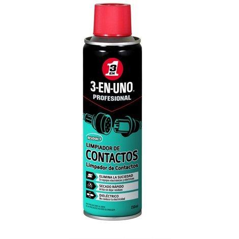 3 EN 1 LIMPIADOR DE CONTACTOS SPRAY 250ML