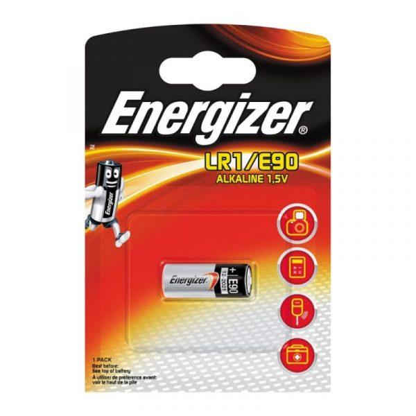 Pila Energizer E90/LR1 Blister de 1 Ud
