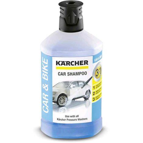 Detergente/champu coche 1l  de karcher