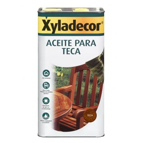 XYLADECOR Aceite para Teca color teca