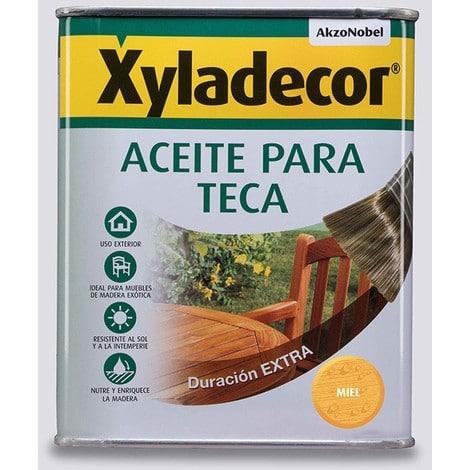 XYLADECOR Aceite para Teca color miel