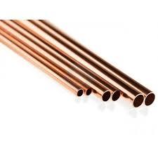 tubo de cobre rígido tiras 5m