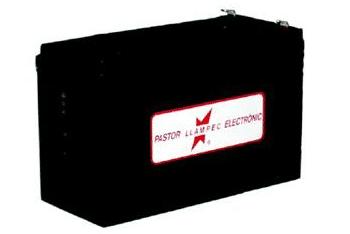 Bateria pastor recargable 12v 7.2Ah BAT000127 valida modelo 04
