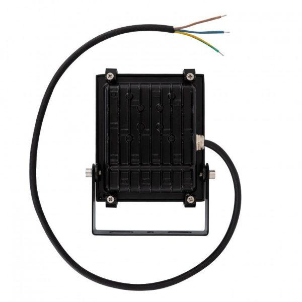 Foco Proyector LED con Detector de Movimiento Radar HE PRO Regulable 4000K-4500K