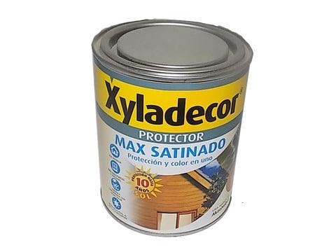 XYLADECOR Protector Max satinado color castaño