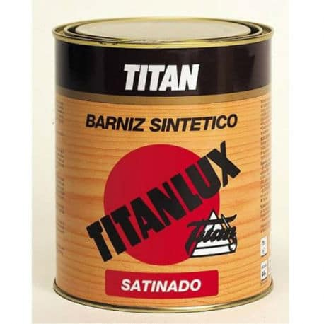 Barniz sintético satinado titanlux