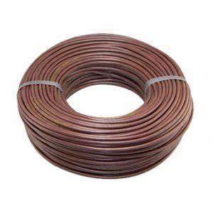 rollo 100M hilo flexible marron 1x2,5mm