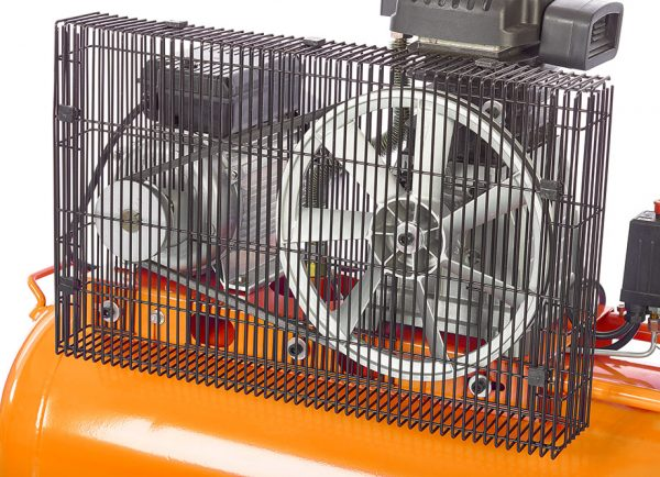 COMPRESOR AIRE ANOVA 4HP 10Bar - 100L - CA100