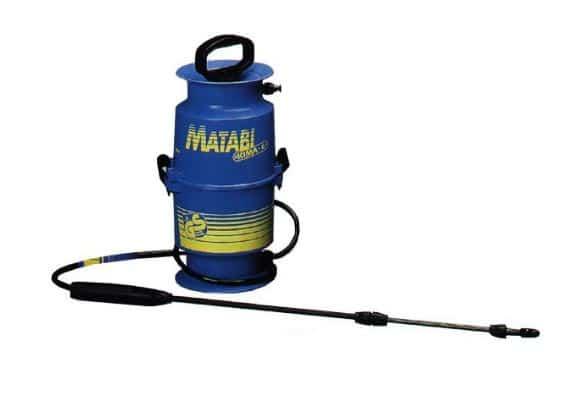 Pulverizador MATABI Industrial 6L