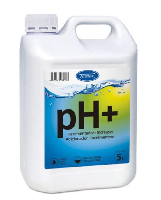 Incrementador PH Liquido 5L