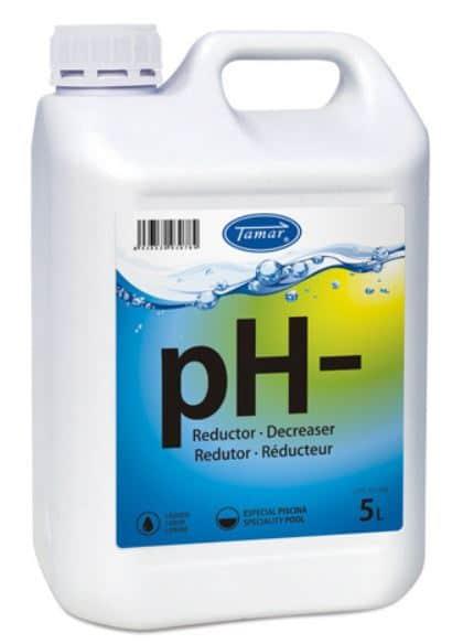 Reductor PH Liquido 5L