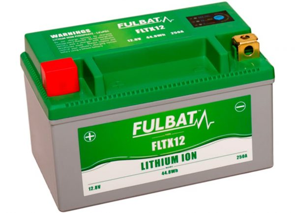 BATERIA MOTO FLTX12 12V LI-ION 44.8Wh - 250A (150 x 87 x 93) -DERECHA