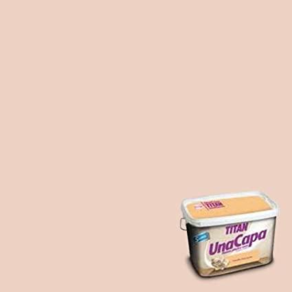 Titan  MALVA pintura plástica 4L mate una capa 69636005