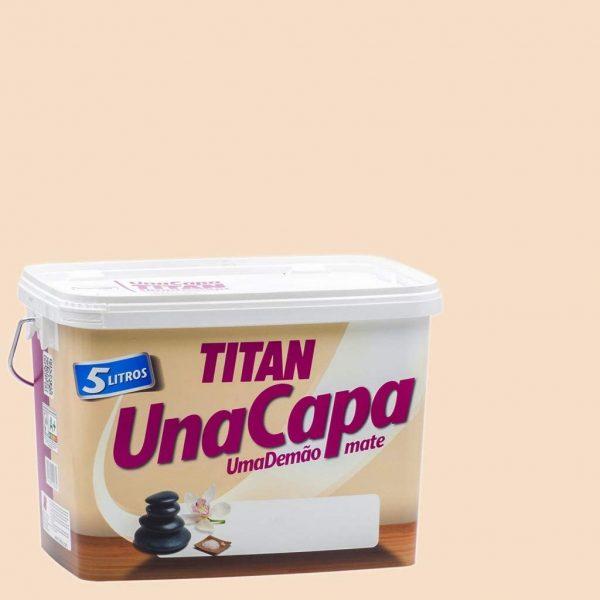Titan MALVA SUAVE pintura plástica 4L mate una capa 69636105