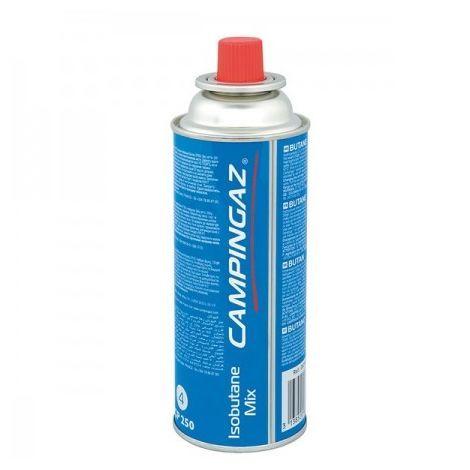 CARTUCHO RECAMBIO PARA HORNILLO BOTELLA GAS CP-250 220GR CAMPINGAZ