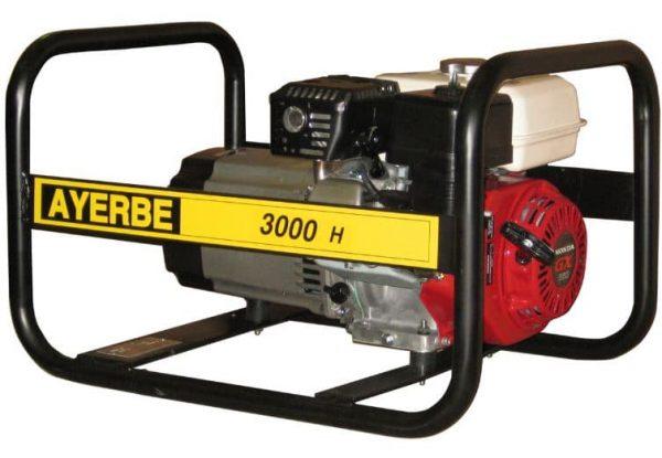 AYERBE 3000 H MN Generador