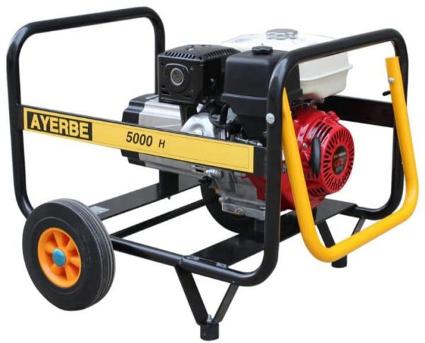 AYERBE 5000 H MN Generador