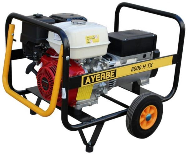 AYERBE 8000 H TX Generador