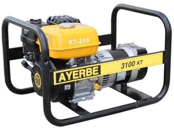 AYERBE 3100 KT MN Generador