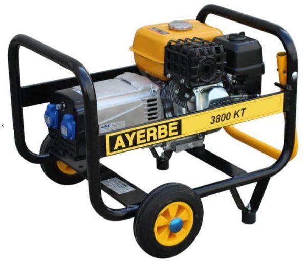 AYERBE 3800 KT MN Generador