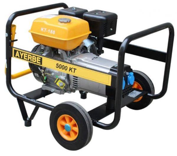 AYERBE 5000 KT MN Generador
