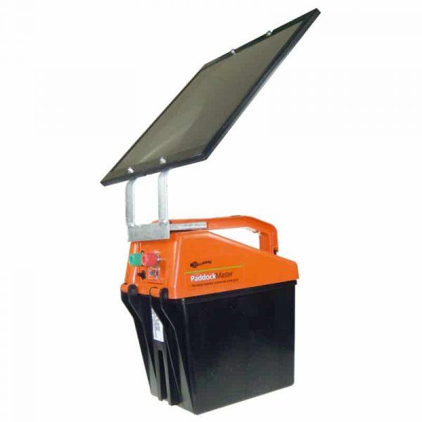 Gallagher B20 (pastor) energizador a Bateria,recargable o solar