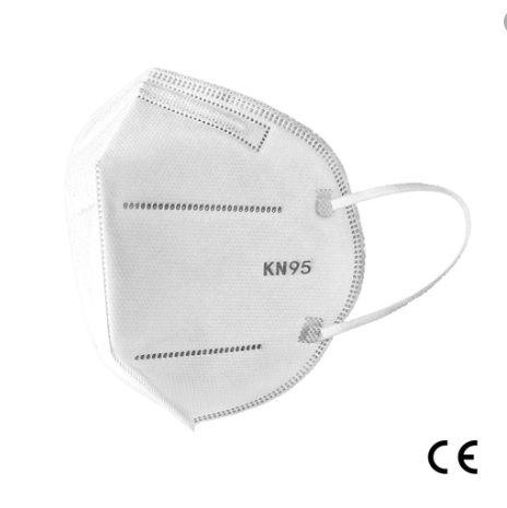 Mascarilla KN95 con CE/Envase individual