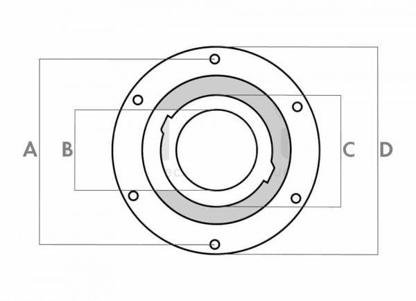 ARRANQUE COMPLETO MA97, MA98 (63) BA4C15